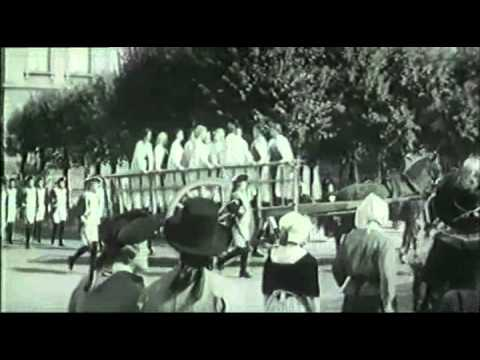 Diálogo de Carmelitas. Final con el asesinato de las monjas por el régimen liberal