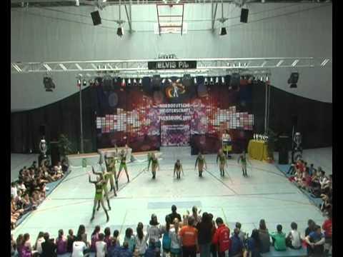 Sweet Teens - Norddeutsche Meisterschaft 2011