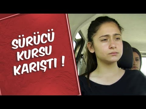 Mustafa Karadeniz - Sürücü Kursu Karıştı :)))