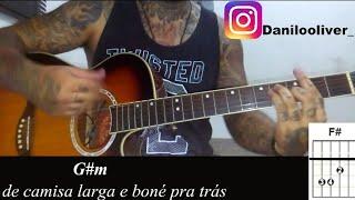 download musica Thiago Brava ft Jorge e Mateus - Dona Maria - como tocar no violão Simplificada