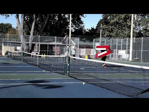 Maynards Mouth Chase: Tennis