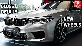 INSIDE the NEW BMW M5 Competition 2019 | Interior Exterior DETAILS w/ REVS