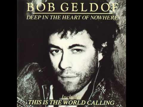 the beat of the night - bob geldof
