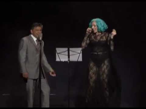 Lady Gaga Tribute & Impersonator Donna Marie - Lady is a Tramp.mp4