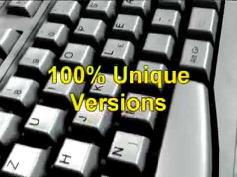 0 Unique Article Wizard   The Best Article Marketing & Article Submission Service.flv
