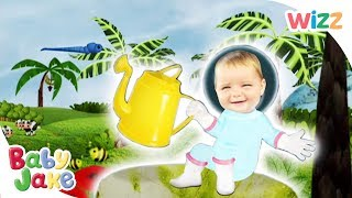 Baby Jake - Jiggly Jolly Jungle | Yacki Yacki | Full Episodes | Wizz | Cartoons for Kids
