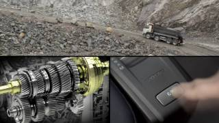 Volvo Trucks - Volvo FMX with I-Shift a construction site winner