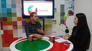 Papo Reto - AgoraVale recebe professor e autor Laureano Guerreiro