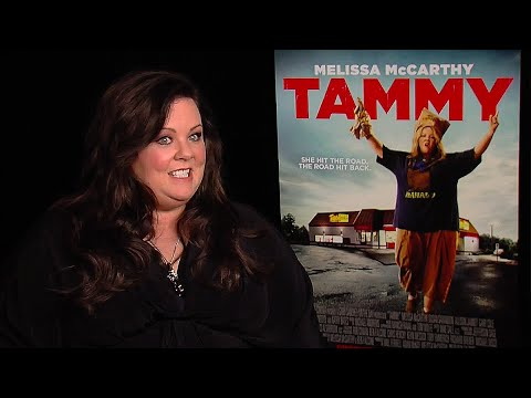 Tammy (2014) Exclusive Melissa McCarthy Interview [HD]