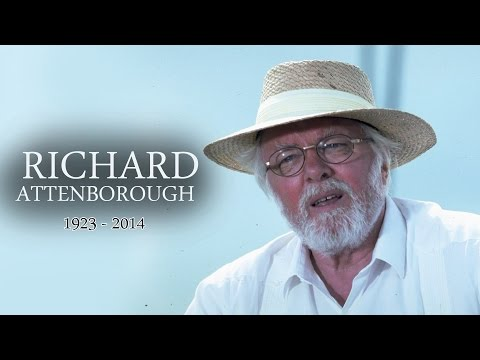 Richard Attenborough Tribute R.I.P 1923 - 2014