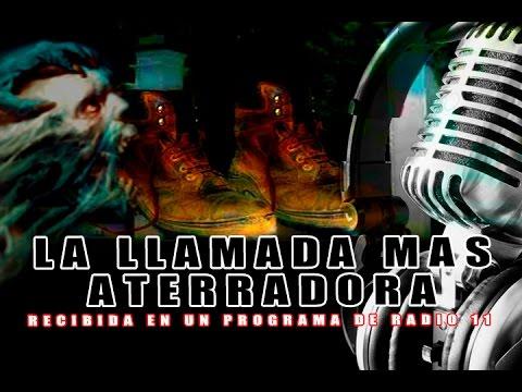 La Llamada mas Aterradora Recibida en Programa de Radio # 11 l Pasillo Infinito