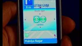Mobile Navigation_ MapmyIndia iNavLoadedWF training video Settings