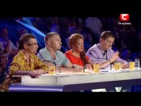 X-Factor 3 Владислав Скульский