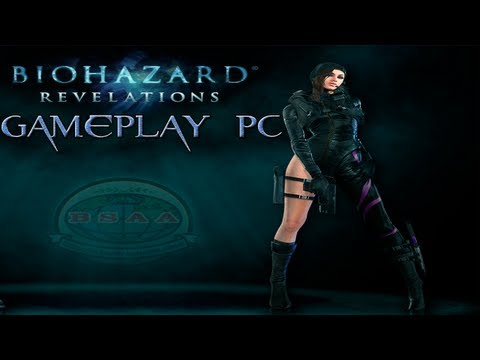 Resident Evil Revelations Demo GAMEPLAY PC