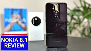 Nokia 8.1 Long Term Review | Performance | Camera | Battery | Display | Ozo Audio | Hindi