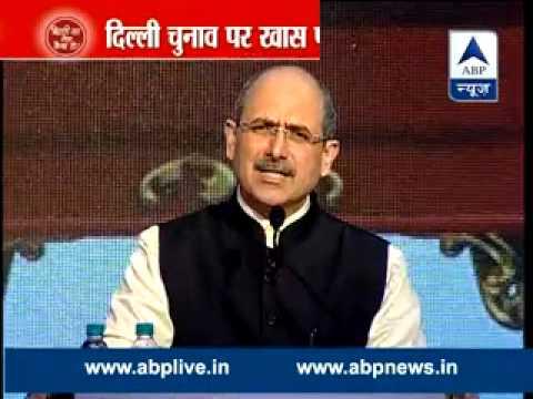 'Delhi Ka Neta Kaisa ho' with AAP's Raghav Chadha, BJP's Nalin Kohli & Cong' Randeep surjewala