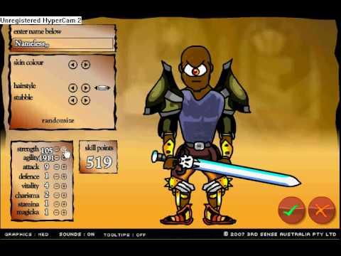 Swords and Sandals hack