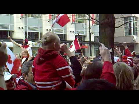 Hockey Champion 2010 Vancouver ( We will rock you )