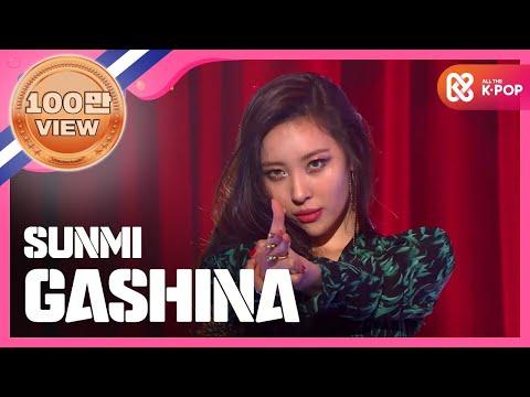 Show Champion EP243 SUNMI - GASHINA  -  MP3