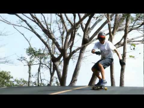 Morning Freeride (HITS/Landyachtz Contest)