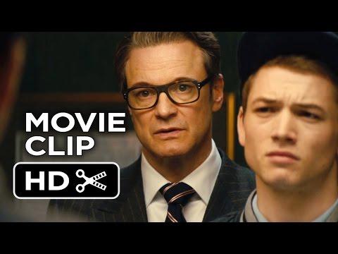 Kingsman: The Secret Service Movie CLIP - My Fair Lady (2015) - Colin ...