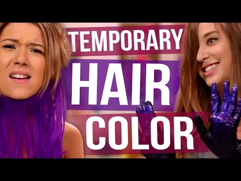 3 Easy Ways to Temporarily Color Your Hair