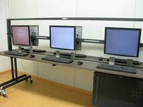 Multiseat Ubuntu six users