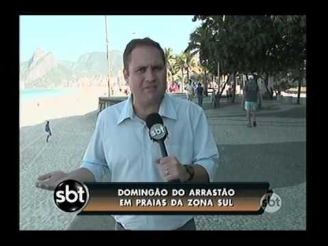 Assaltos em série em praias lotadas levam terror do Leme ao Leblon