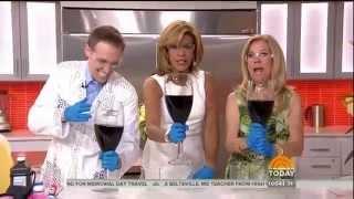 Dancing & Science Experiments - NBC Today Show - Jeffrey Vinokur