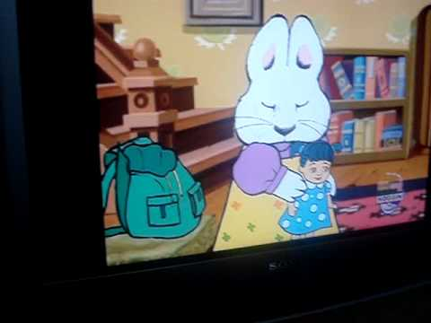 Max And Ruby Second Youtube