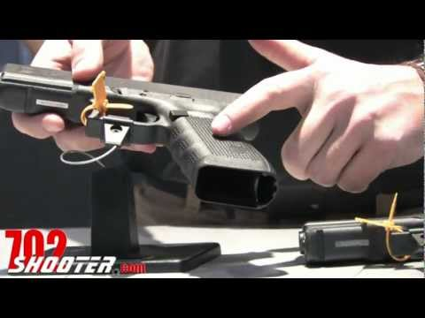Glock Gen 4 G21, G32, G34 at 2012 Shot Show