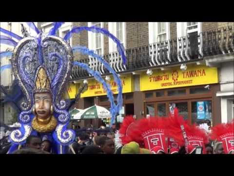 Notting Hill Carnival 2012 - Yaa Asantewaa Arts