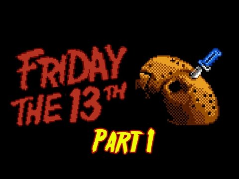 Friday the 13th 3D - Walkthrough Part 1 [HD]