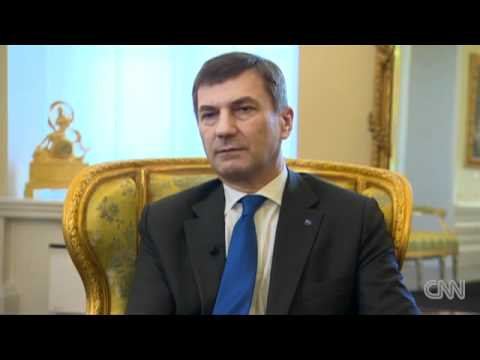 Marketplace Europe Interview with Andrus Ansip