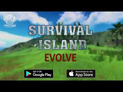 Survival Island: Evolve – Survivor building home APK Cover