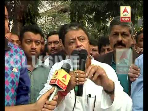 Mukul Roy expressed his view after coming out from CBI office of Saradha interrogation