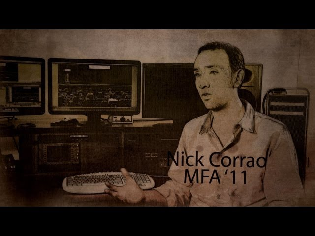 Nick Corrao profile