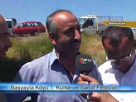 Başyayla Köyü 1.Kültür ve Sanat Festivali-8