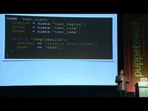 Advanced Vagrant Usage with Puppet - Mitchell Hashimoto