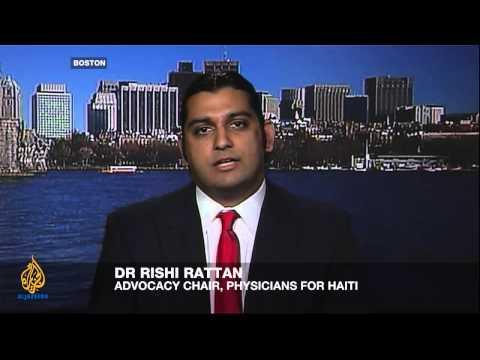 Inside Story Americas - Is the UN repackaging Haiti's cholera aid?