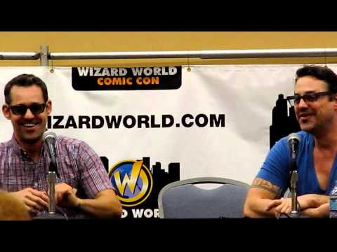 Q AND A with Nicholas Brendon and Kelly Donovan