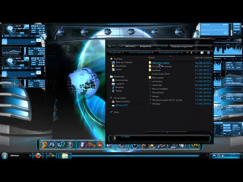 skin alienware para windows media player