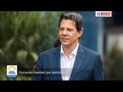 'A má gestão pode comprometer todo o esforço mundial', diz Haddad sobre governo Bolsonaro