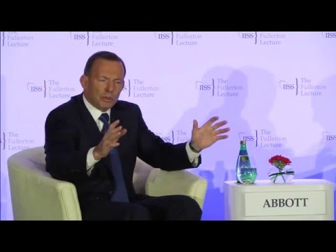 Rational and irrational actors in a troubled world: Tony Abbott