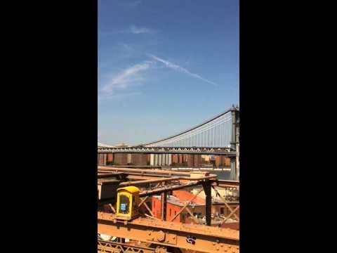 Walk The New York City Brooklyn Bridge 2