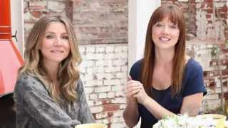 Judy Greer interviews Sarah Chalke