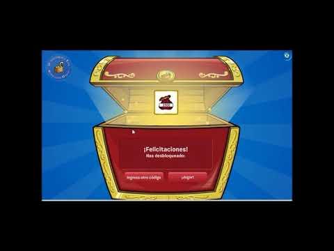 7 codigos reutilizables para desbloquear en club penguin 2012