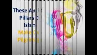 The 5 pillars of Islam for children