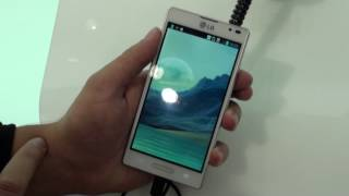 LG Optimus L9 Hands-On