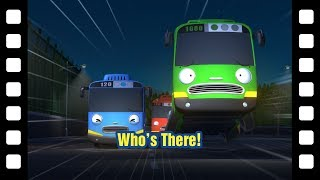 Tayo Who's there?! l ? Tayo's Little Theater #42 l Tayo the Little Bus